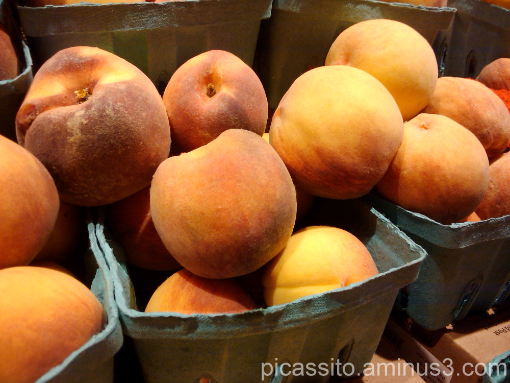 A Pack of Peaches
