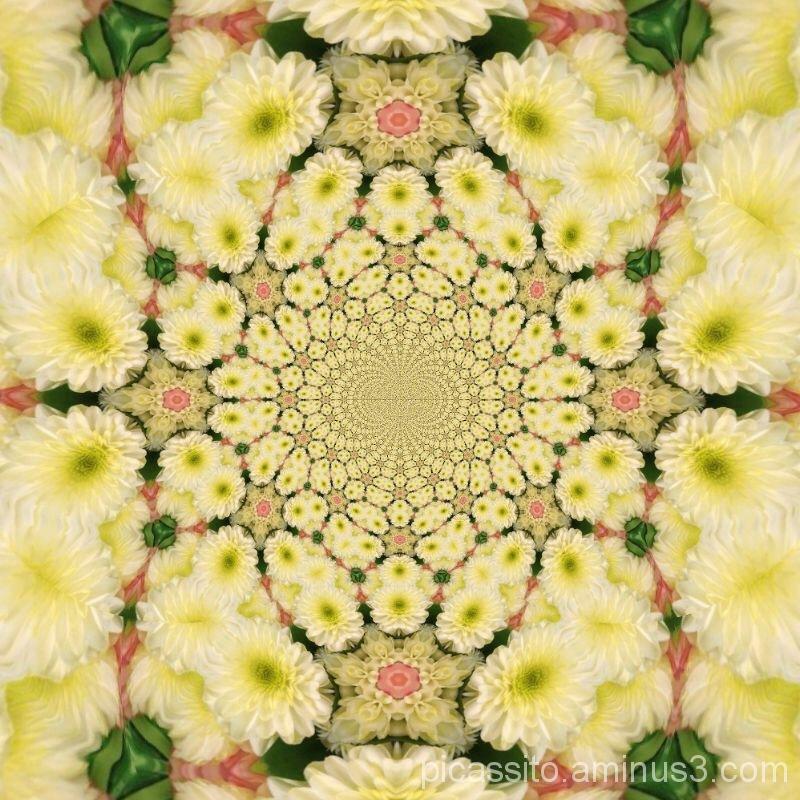 Lemon Sorbet Fractal
