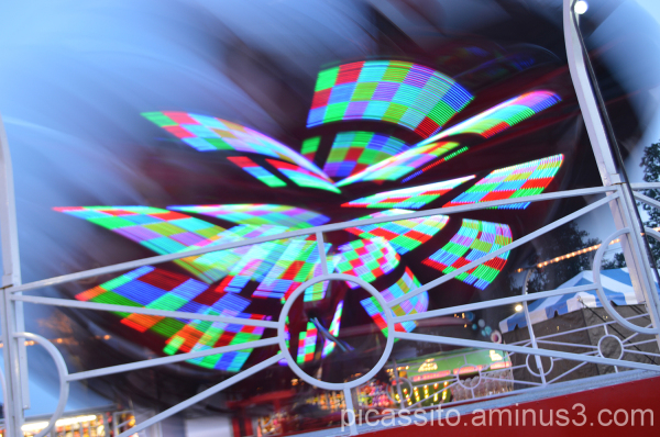 Abstract Carnival