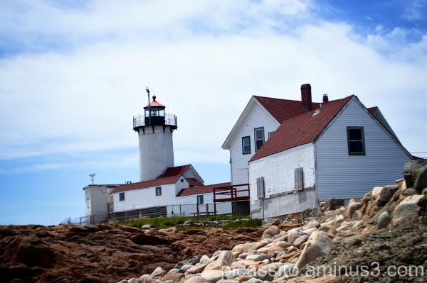 The Gloucester Lighthouse