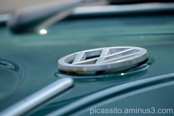 VW Hood Logo