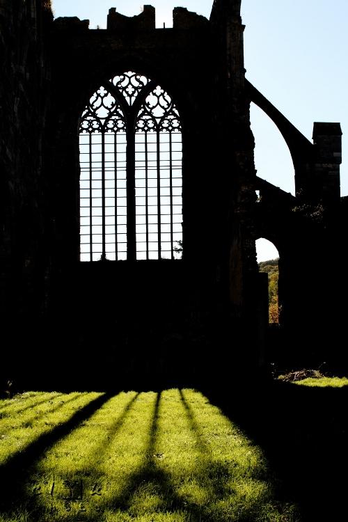 clYk gothic abbey gothique abbaye Aulne Belgique