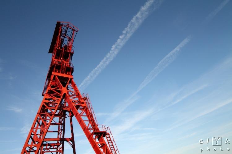 clYk industry sky industrie mine ciel