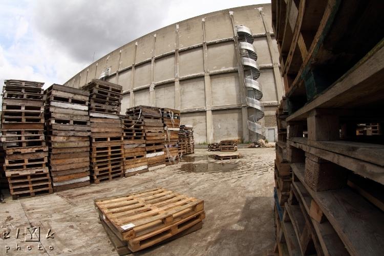 clYk warehouse abandonment entrepôt abandon