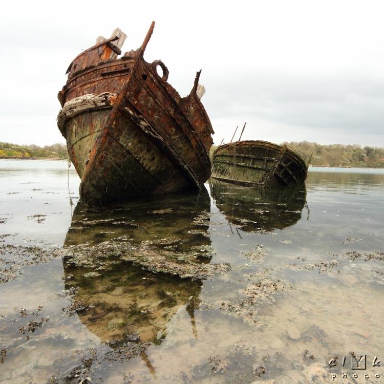 clyk shipwreck épave bretagne britany