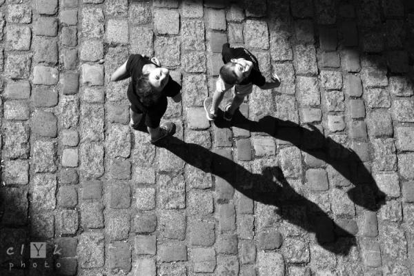 clyk street children shadow rue enfants ombre