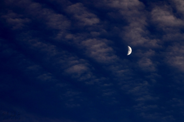 clyk moon clouds lune nuages
