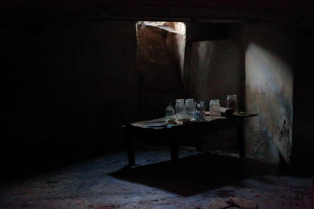 clyk convent cellar couvent abandonné cave