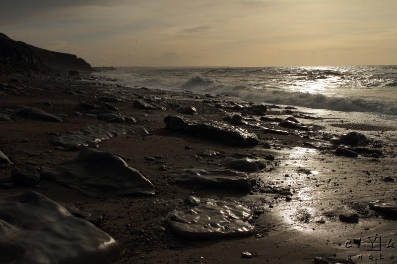 clyk landscape sea winter paysage ocean hiver