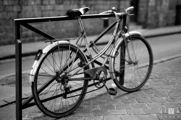 clyk bw nb street rue bicycle vélo