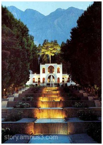 Prince Garden - Kerman باغ شازده