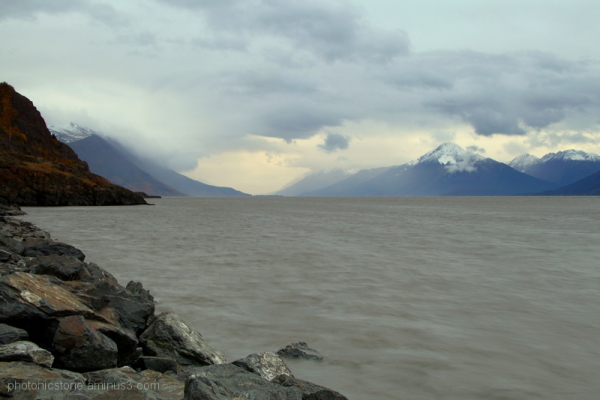 Turnagain Arm, Anchorage Alaska