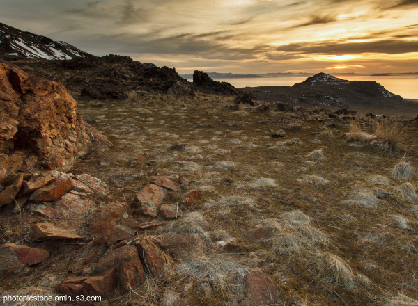 Antelope Island, Salt Lake City, Utah
