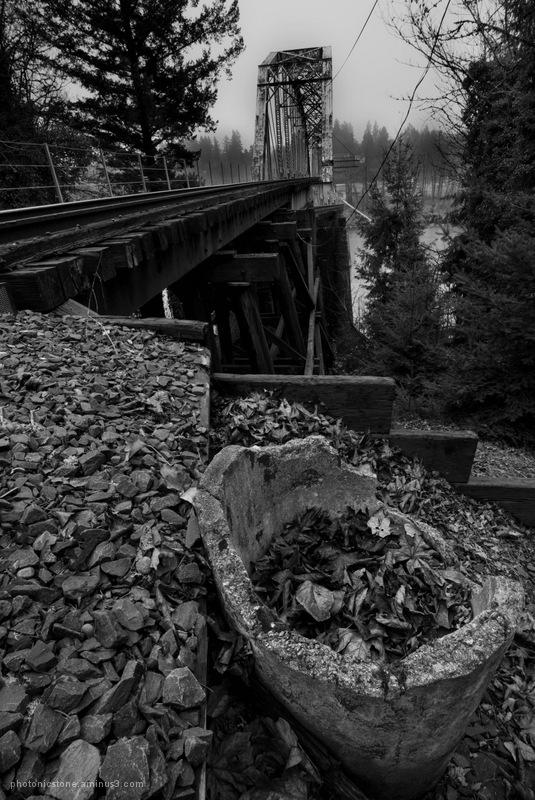 Railbridge Revisited .. 1 .. Broken