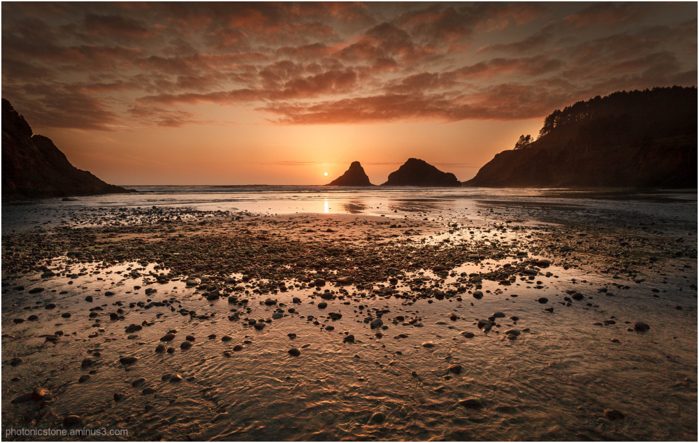 Heceta Head Beach 2