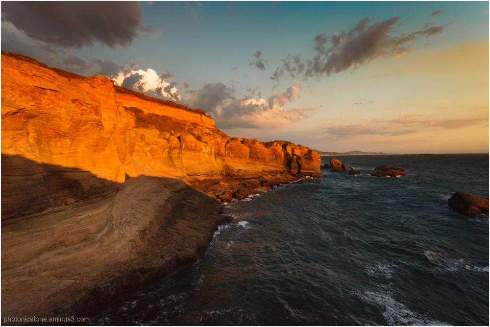 Oregon Coast - going where no man may go