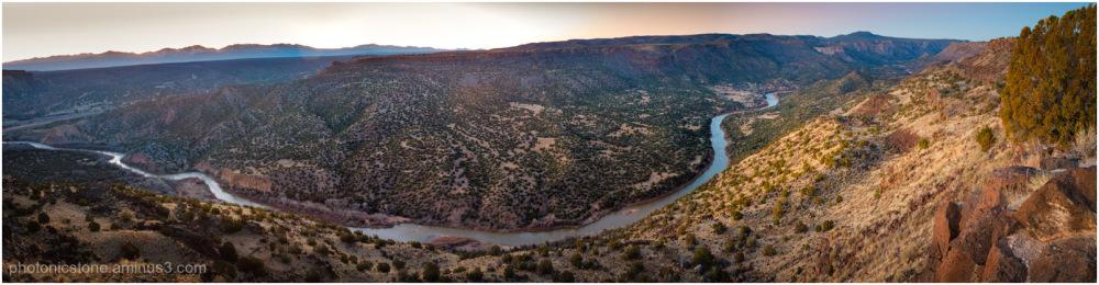 Rio Grande..White Rock Overlook