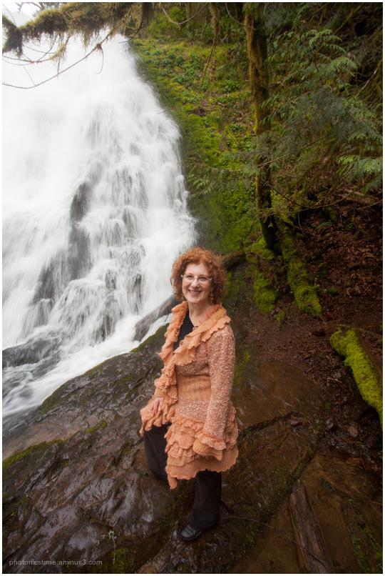 Alsea Falls II