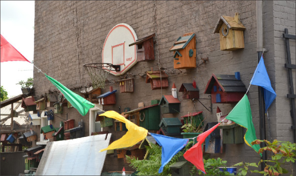 Buntings and Boxes