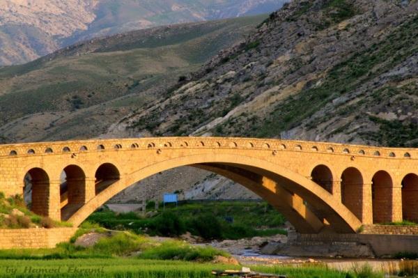پل غزنوی . جاده شاهرود-آزادشهر