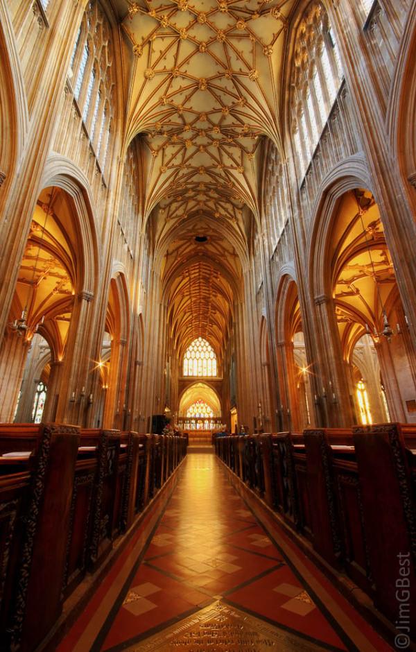 St Mary Radcliffe Bristol