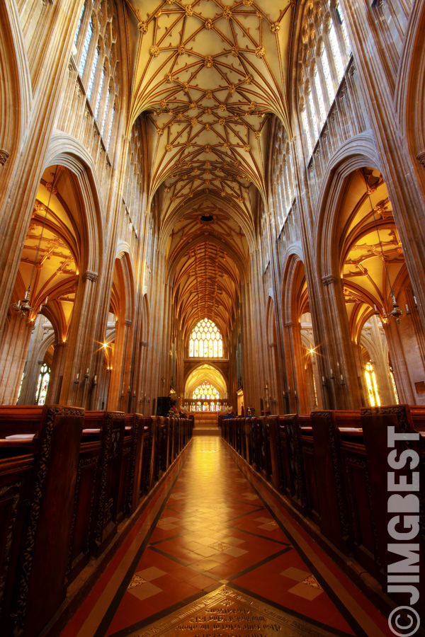 St Mary Raddcliffe Bristol