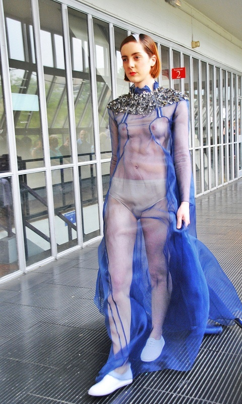 Leeds University Graduate Fashion Show!
