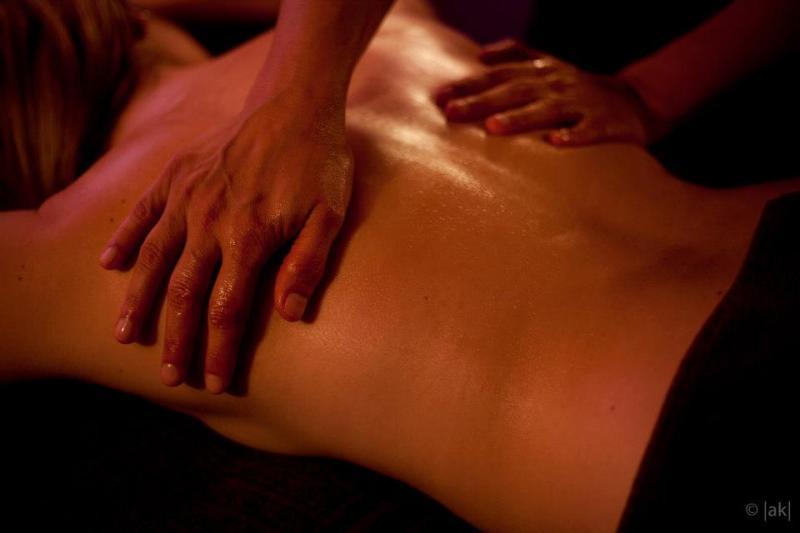Instant massage à l