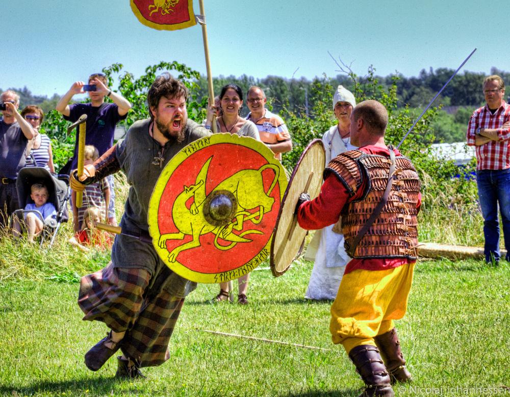 Vikings at Foteviken