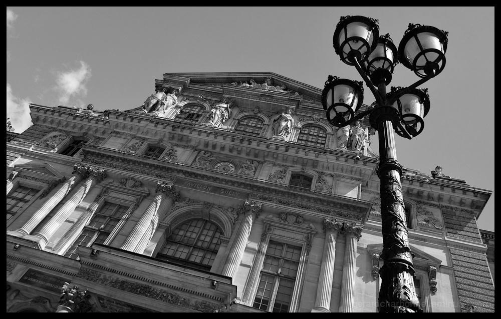 Pavillon Sully - Musée et palais du Louvre à Paris