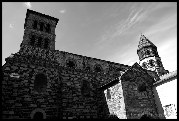 Basilique Saint-Juilein de Brioude