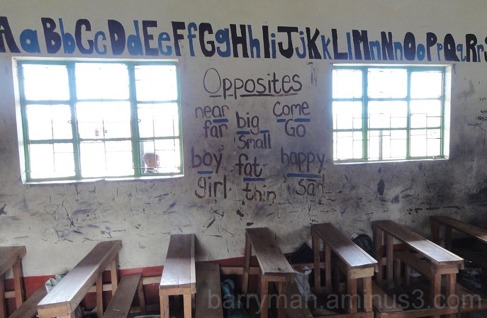 maasai classroom