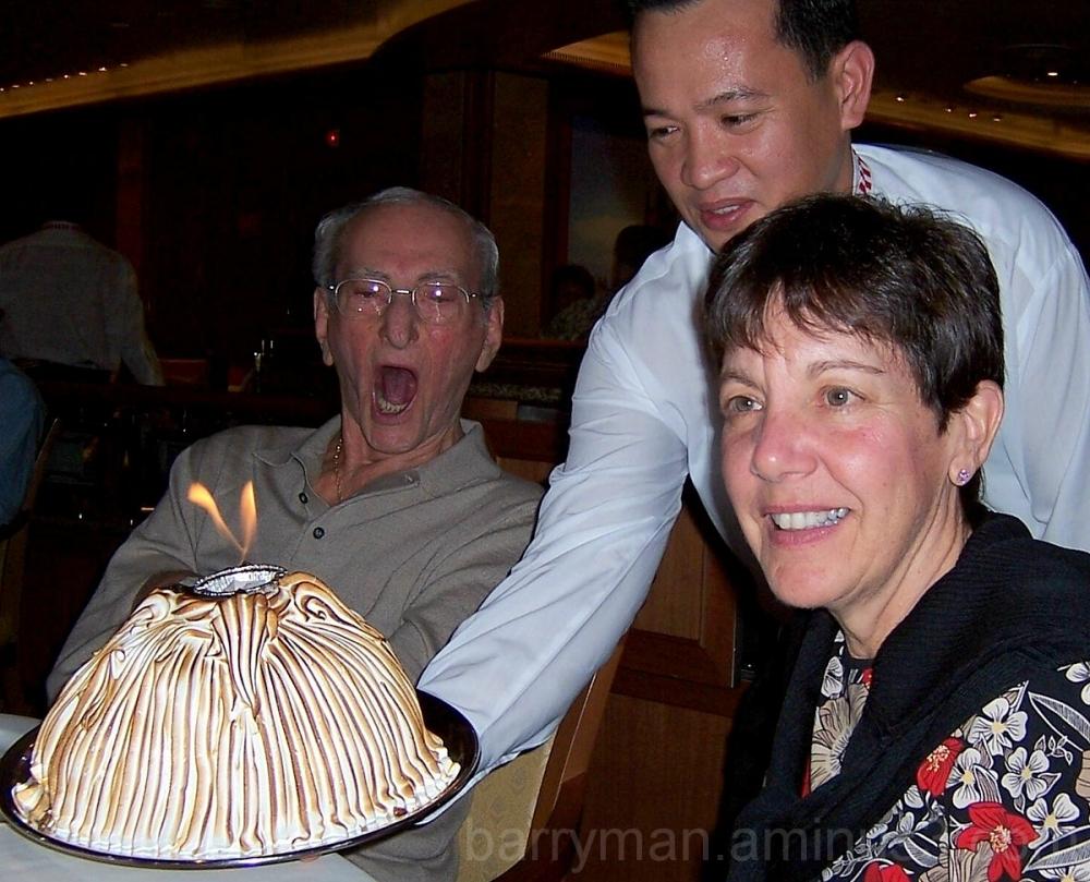 food yawn baked alaska