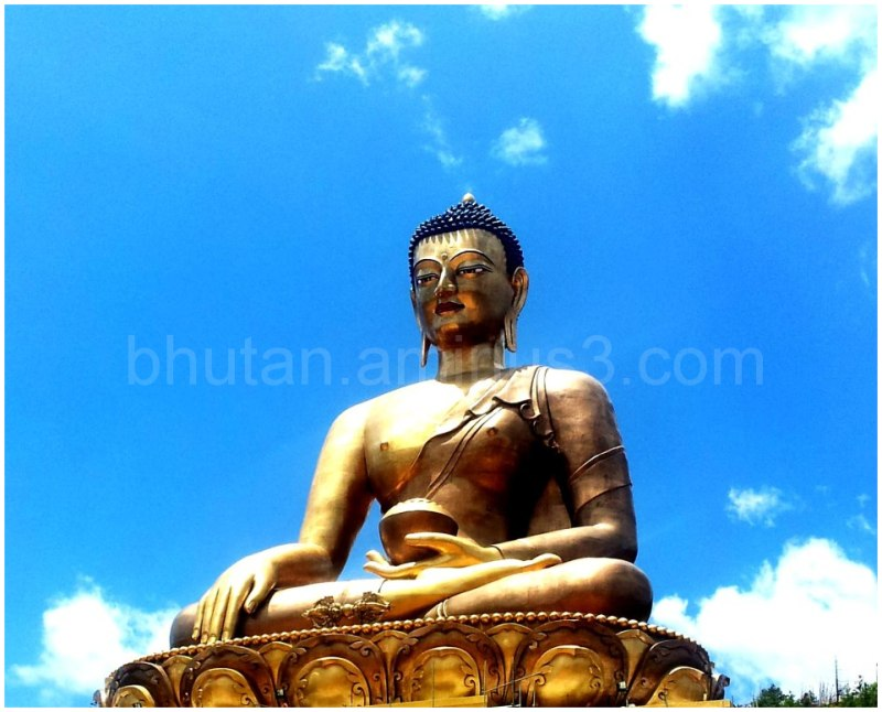 Buddha Dodernma, Thimphu