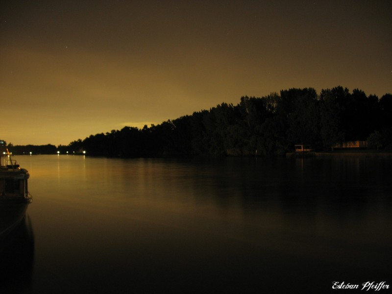Delta de Tigre de noche