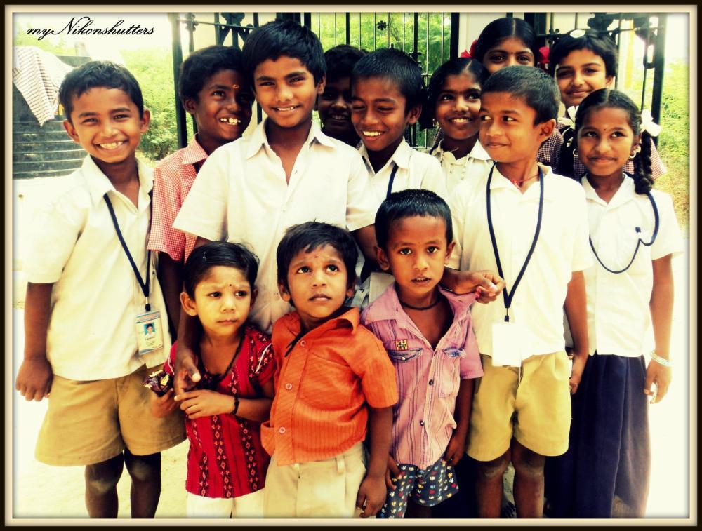 Smiles of Innocence :)