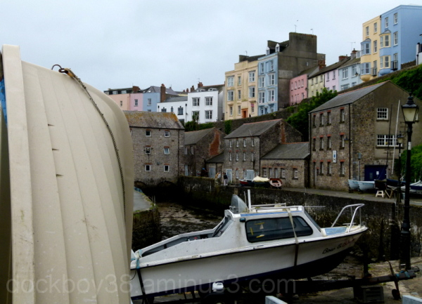 Another View From Tenby .