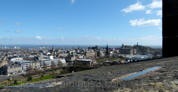 Edinburgh Castle 1.
