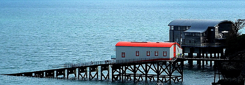 Tenby Lifeboat Station +.