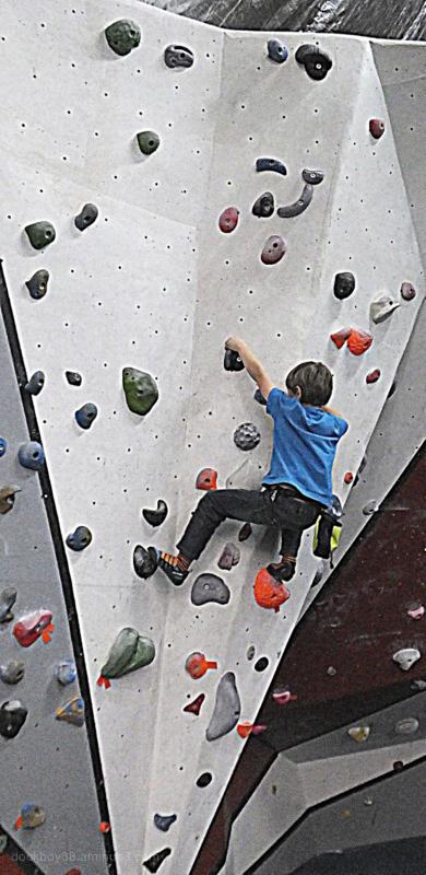 Climbing Muscles . . Climbing !! .