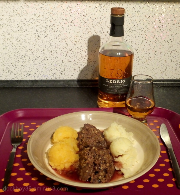 Burns Night . (2)