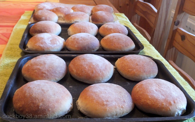Busy Dough Day . (2)