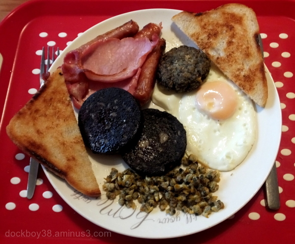 Welsh Breakfast Anyone ? ..