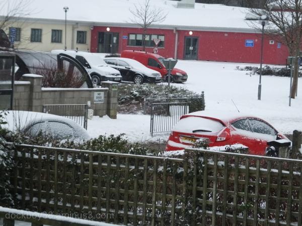 Snows Back.....