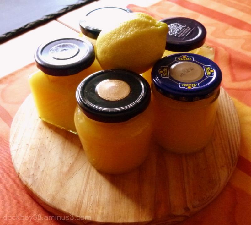 Lemon Curd !!! .