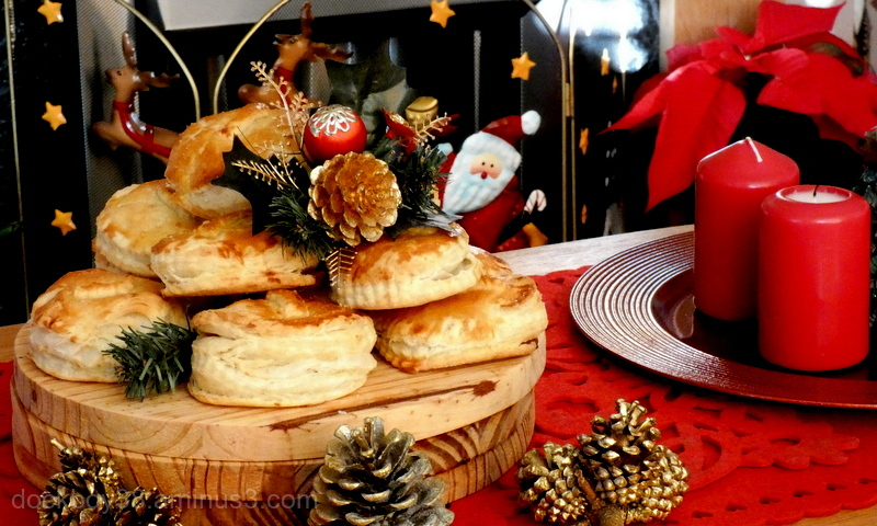 Mince Pies Anyone  ??? .