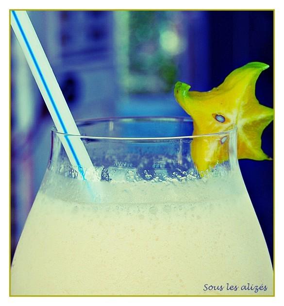 Cocktail de fruits frais