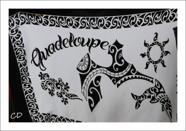 Paréo Guadeloupe
