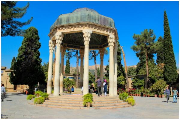 Tomb of Hafez