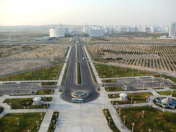 Ashgabad-Turkemenistan